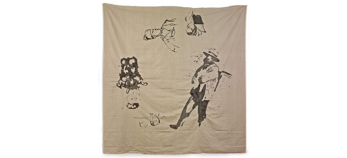 Denis Castellas – Peintures récentes – 29/08 au 12/10 – Galerie Porte Avion, Marseille