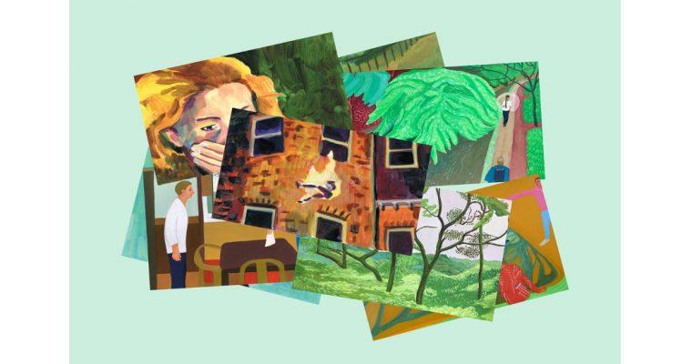 Marie-Claire Mitout & Simon Roussin – Ellipses – 12/09 au 15/11 – Galerie Tator, Lyon