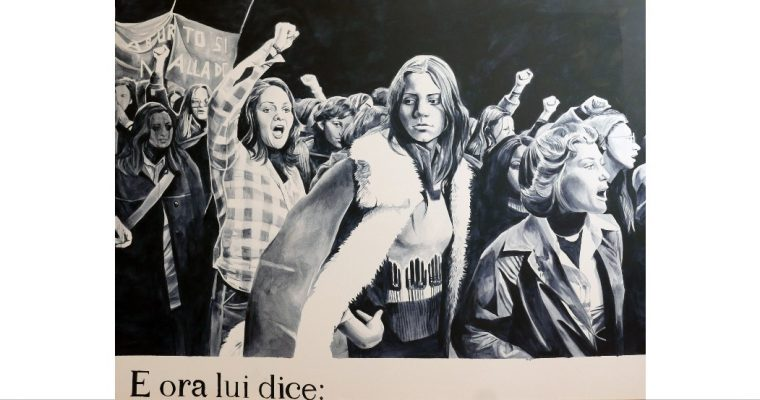 Giulia Andreani – Art Must Hang – 12/09 au 31/10 – Galerie Max Hetzler, Paris