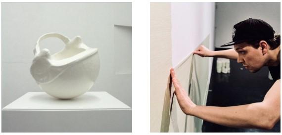 Exposition  Depiction of Nature and Society de Luca Resta et exposition de Charlotte Chesnais à la Galerie Italienne, Paris jusqu'au 02 octobre 2019.