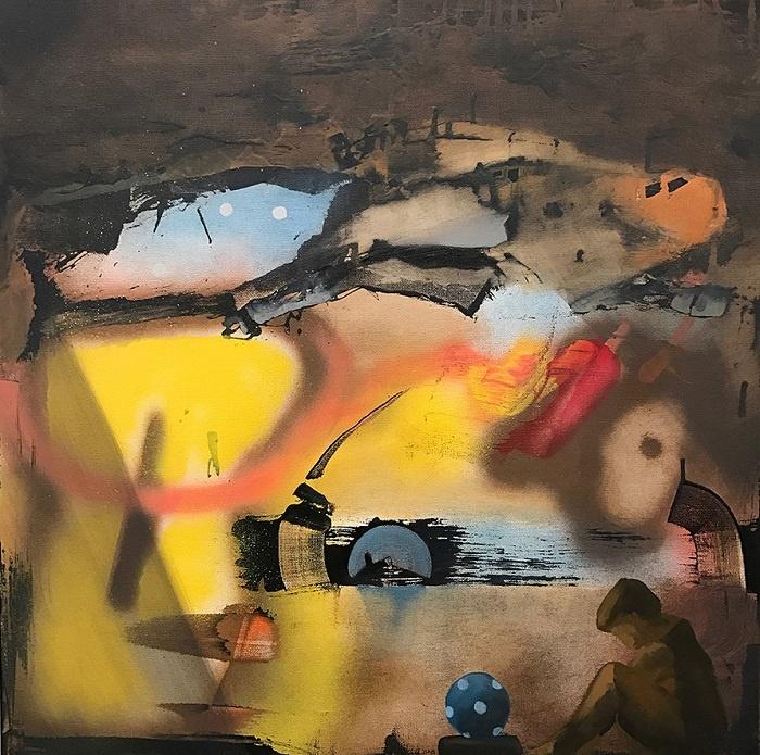 Exposition personnelle Stop, look and listen de Marcus Jansen à Danysz Gallery, Paris