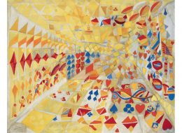 Maria Helena Vieira da Silva – 19/09 au 16/11 –  Galerie Jeanne Bucher Jaeger, espace Marais Paris 03