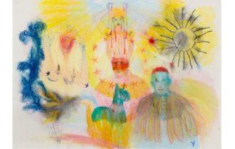 Yoann Estevenin – Un arc-en-ciel à l'envers – 15/09 au 03/11 – Galerie Vachet-Delmas, Sauve