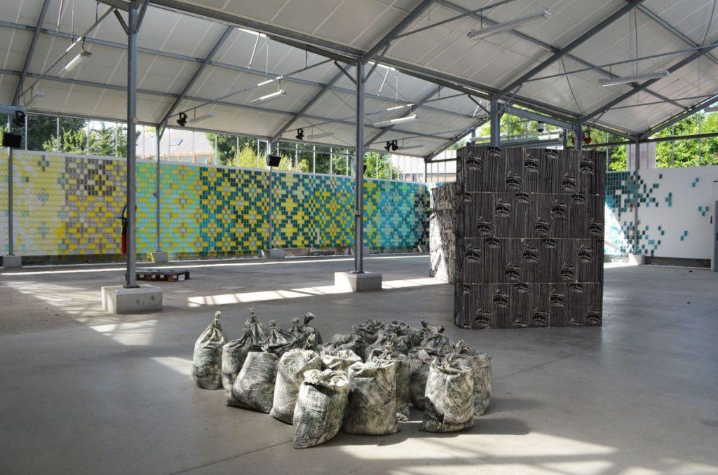 Collectif Après Vous (Nathalie La Hargue, Laurence Yared) et Bérénice Merlet, résidences #24/25, 2013