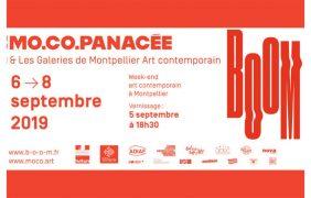 BOOM | Week-end de l'art contemporain à Montpellier