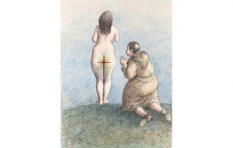 Topor n'est pas mort – 07/09 au 26/10 – Galerie Anne Barrault, Paris