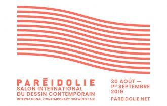 PARÉIDOLIE – SALON INTERNATIONAL DU DESSIN CONTEMPORAIN – DU 30/08 AU 01/09 – MARSEILLE