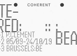 Pierre Clement, Altered Beast – 05/09 au 24/10 – Coherent Bruxelles