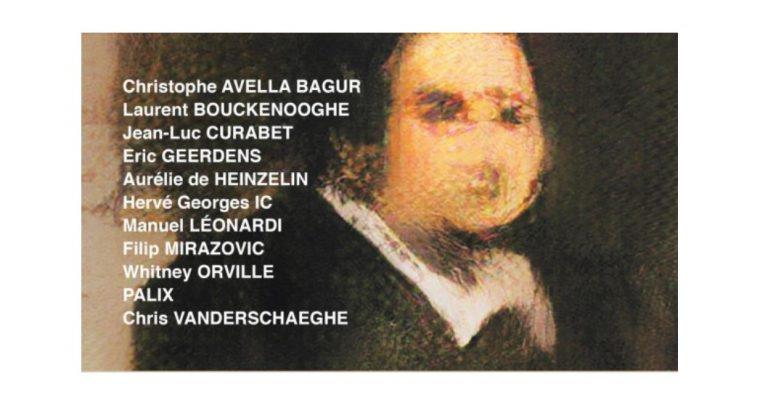 Portraits, autoportraits, autres portraits à l'ère 4.0 – 13/09 au 06/10 – Galerie du Comble, Virton, Belgique