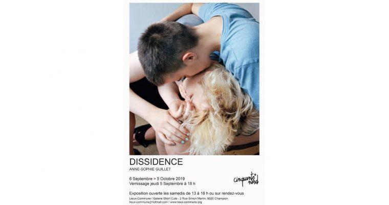 Anne-Sophie Guillet – Dissidence – 05/09 au 05/10 – Lieux-Communs, Champion, Belgique