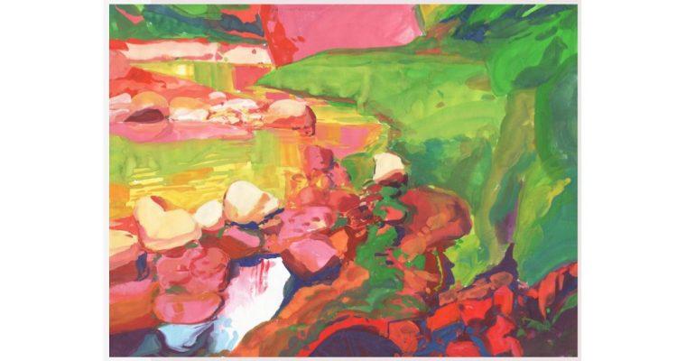 Gilbert Houbre -Composition – 20/09 au 19/10 – B+ Galerie, Lyon