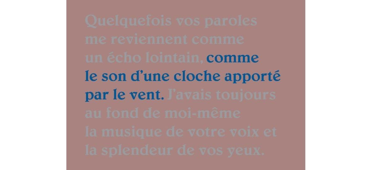 Comme le son d'une cloche apporté par le vent – 28/09 au 14/12 – École et Espace d'art contemporain Camille Lambert, Juvisy-sur-Orge