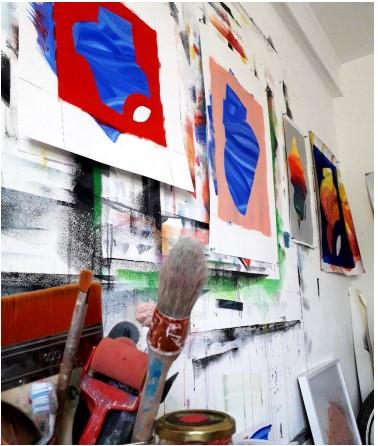 FODE_exposition Variations_Galerie Nicolas-Xavier_Montpellier
