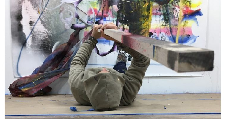 Liam Everett – Get up with it – 19/09 au 24/10 – Galerie Art & Essai, Rennes