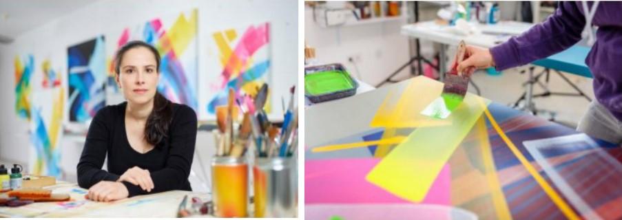MAD.C_exposition Variations_Galerie Nicolas-Xavier_Montpellier