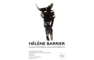 Philippine Schaefer & Hélène Barrier – Humus – 05 au 30/09 – Galerie Rachel Hardouin, Paris