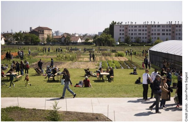 Résidences 365_Zone Sensible-ferme urbaine de Saint-Denis