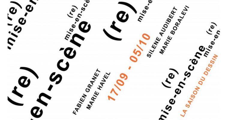 (re)mise-en-scène – 17/09 au 05/10 – Galerie Jean-Louis Ramand, Aix-en-Provence