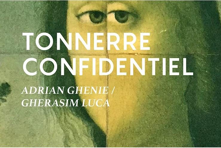 Adrian Ghenie_Gherasim Luc_Tonnerre Confidentiel_Galerie Pauline Pavec_Paris