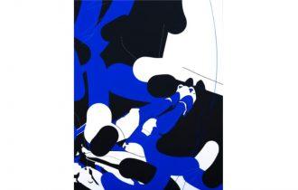 Cedrix Crespel – Ligne bleue – 21/10 au 26/11 – Jardin rouge, Fondation Montresso*, Marrakech, Maroc