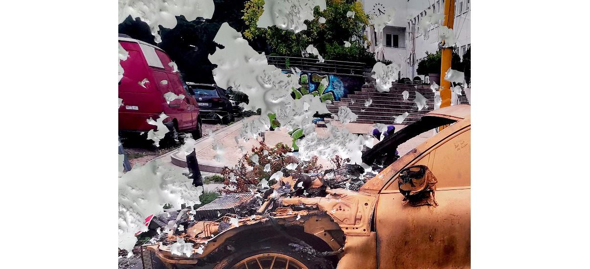 Benoit Travers – Ebrèchement pORsche – 25/09 au 19/10 – L'Ecole d'art du Choletais, Cholet