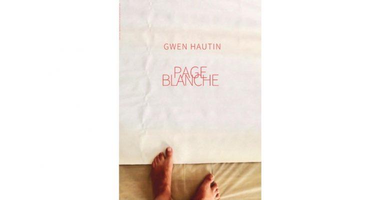 Gwen Hautin – Page blanche – 09/11 au 09/01 – Galerie Objets d'hier, Nîmes