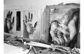 Jérôme Zonder – Homo Faber – 31/10 au 21/12 – Galerie C, Neuchâtel