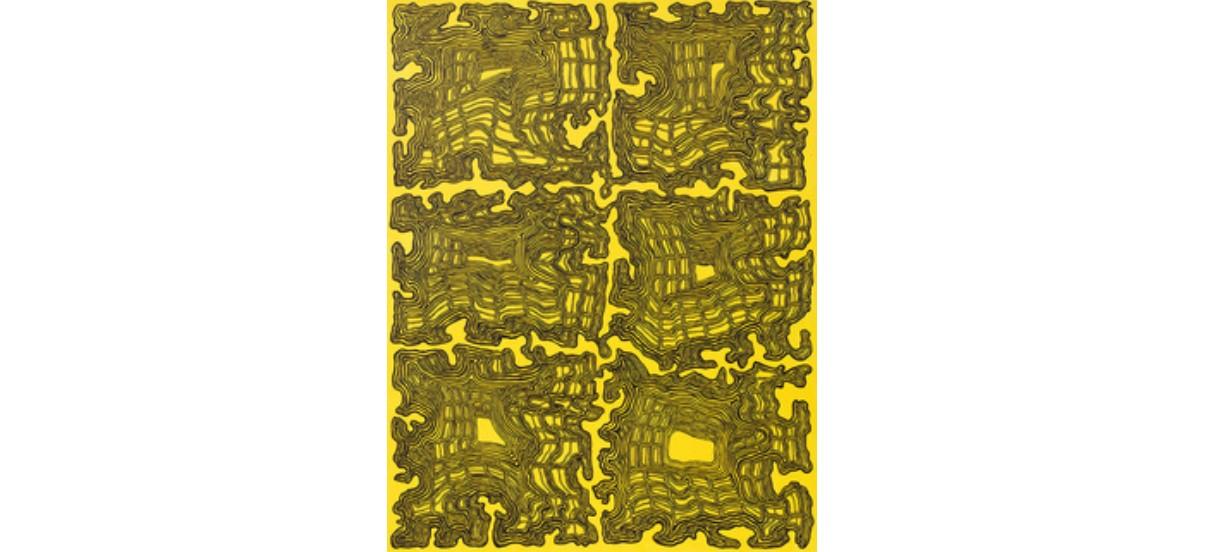 James Siena – Cascade Effect – 12/10 au 21/12 – Xippas Paris