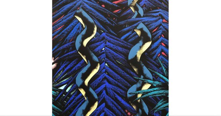 Julien Colombier – Messing With the Blue – 07/11 au 07/12 – Le Feuvre & Roze, Paris