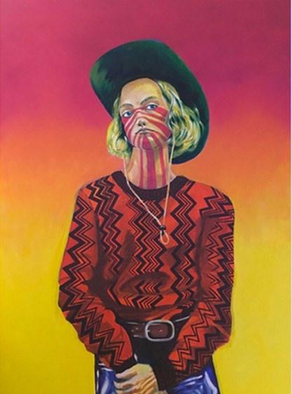 Margaux Fontaine_exposition Mercury retrograde_Galerie Annie Gabrielli-Nîmes