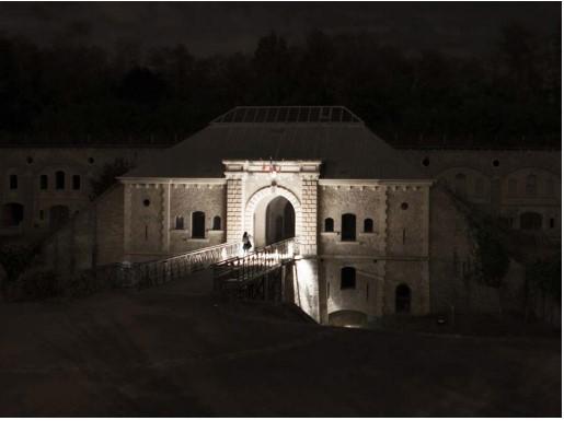 Pablo Valbuena_Promenade architectural_CAC fort du Bruissin_Grand Lyon_2014