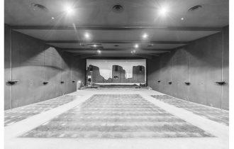 Pablo Valbuena – Promenade architecturale – 07/11 au 01/12 – ancien Cinéma UGC, Toulouse