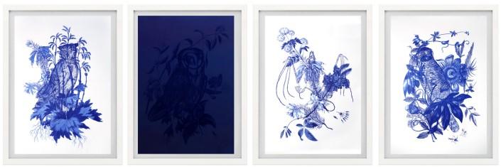 The Melancholy of Birds A_Courtesy de l'artiste et Galerie Imane Farès_© Ali Cherri