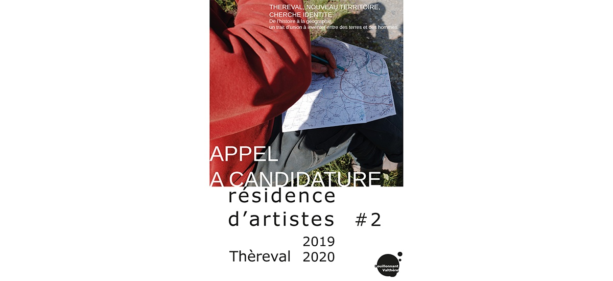 ▷02/12 – Appel à candidature résidence d'artistes en milieu rural – Thèreval