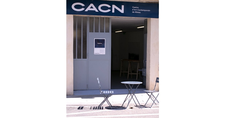 CACN – CENTRE D'ART CONTEMPORAIN DE NÎMES