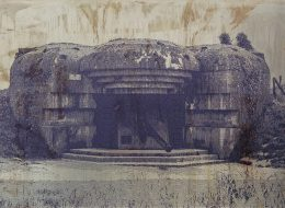 Maxime Touratier – Petite étude sur les folies – 24/10 au 23/11 – Galerie ALB Paris