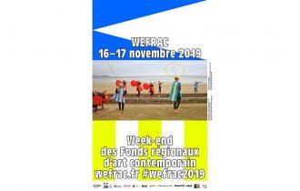 WEEK-END DES FRAC 16 – 17 NOVEMBRE 2019