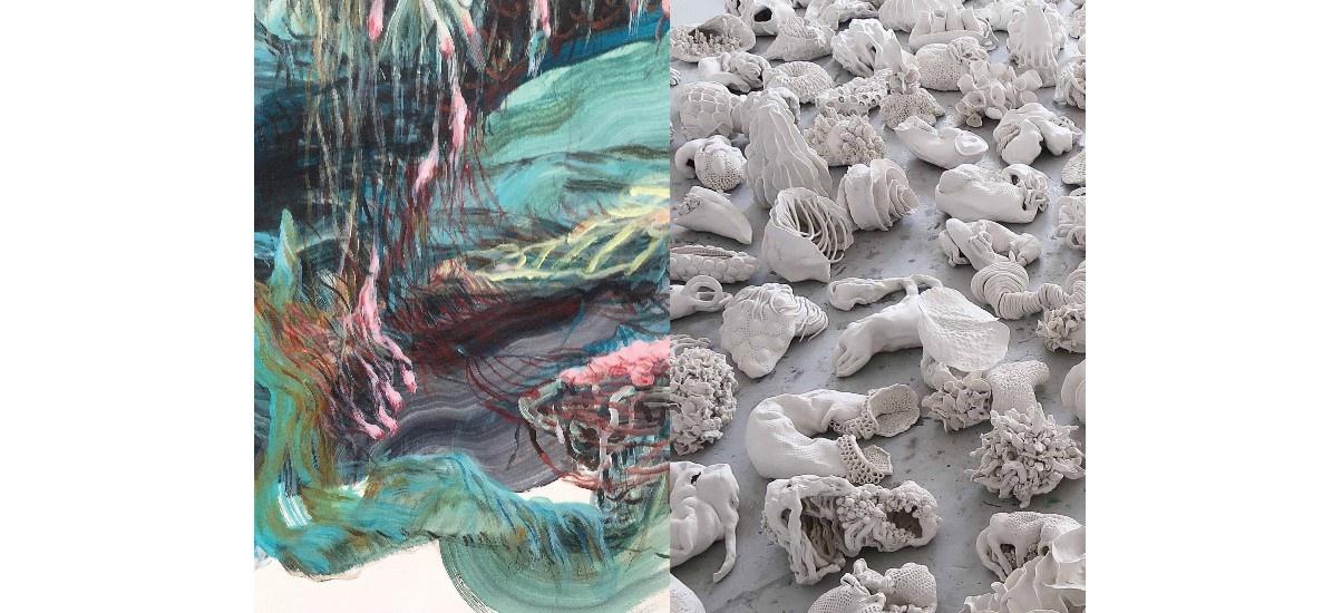 Armelle de Sainte Marie & Catherine Geoffray – Mémoires fertiles – 29/11 au 21/12 – progress gallery, Paris