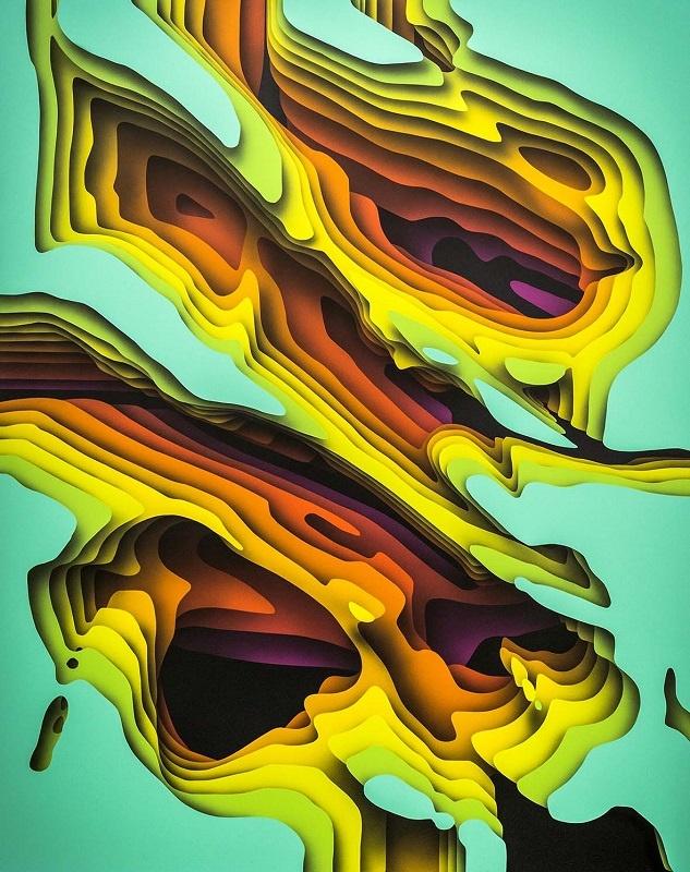 Exposition Shapes & Illusion_Danysz gallery Paris_1010
