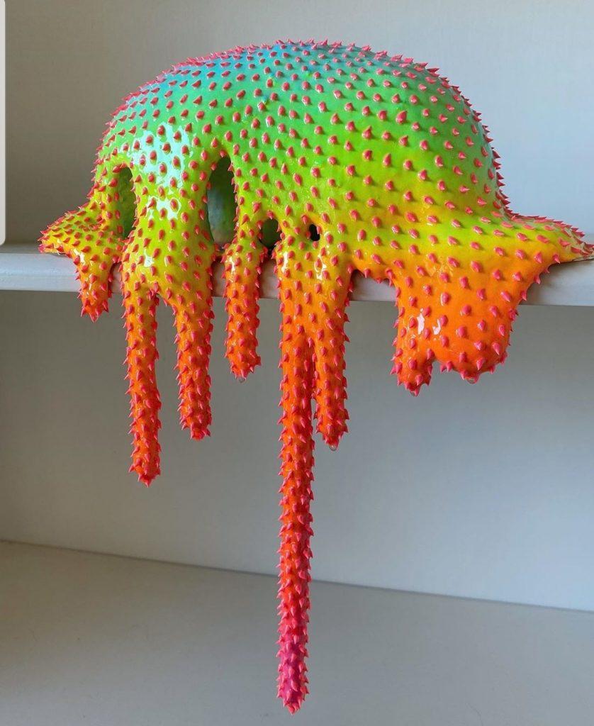 Exposition Shapes & Illusion_Danysz gallery Paris_Dan Lam