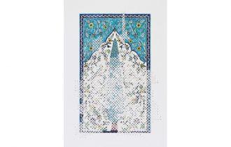 Golnaz Payani – L'Ombre des Oasis – 14/11 au 11/01 – Praz-Delavallade Paris