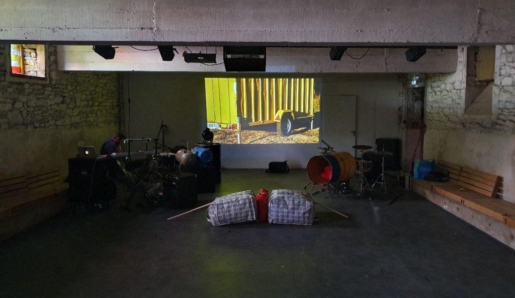 Les jeudis des Fabriques_Ebrèchement Live_Benoît Travers_Fabrique Bellevue-Chantenay