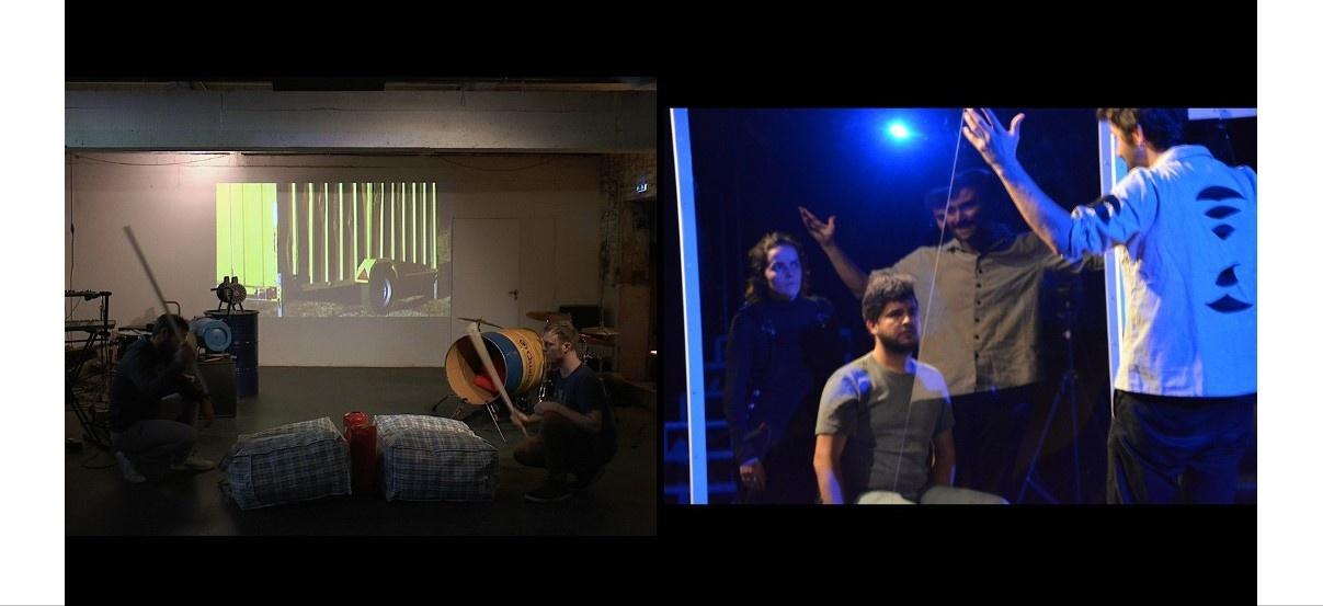 Les jeudi(s) des Fabriques – théâtre & performance – 07/11 – Fabrique Bellevue-Chantenay, Nantes