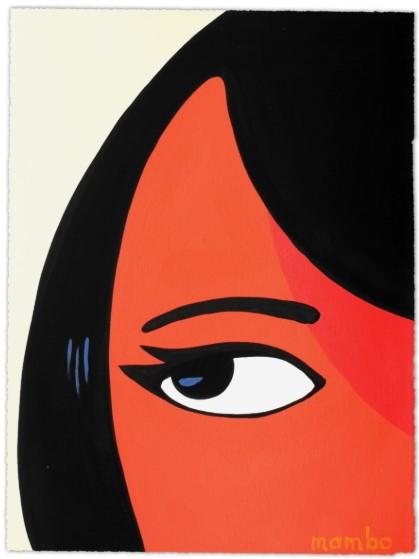 Mambo_exposition Dans la peau_Speerstra Gallery Paris