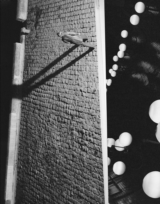Marvin Leuvrey_a Motion Field_galerie l'inlassable_Paris