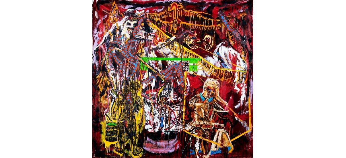 Orsten Groom – Pompeii Masturbator – 13/11 au 08/12 – Espace Oppidum, Paris