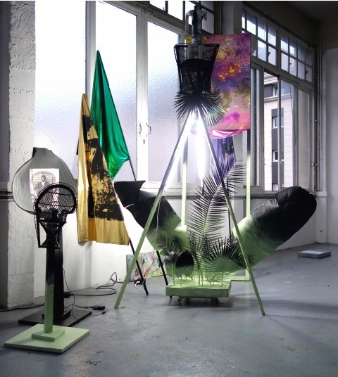 Raphaël Barontini_exposition Bal Violon_Espace 29 Bordeaux