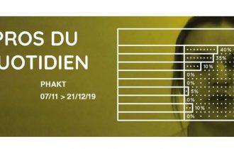 Thomas Tudoux – Pros du quotidien – 07/11 au 21/12 – PHAKT – Centre Culturel Colombier de Rennes