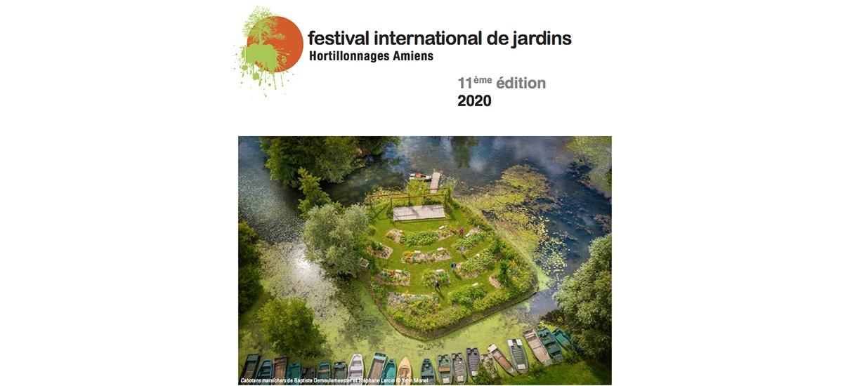 ▷07/01 – Appel à projets 2020 du Festival de jardins dans les Hortillonnages Amiens