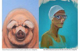 Crâne souple, tête entière – Nina Childress, Guillaume Pinard – 19/11 au 18/01 – Galerie de l'École des Beaux-Arts de Nantes Saint-Nazaire
